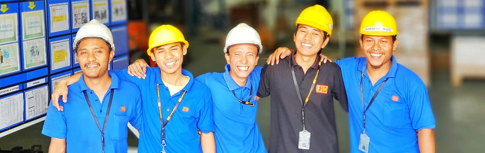 Kerjasama Team Adalah Kunci Kesuksesan Bagi Bisnis Kami